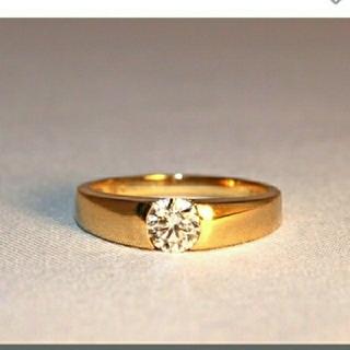 ダイヤモンド リング 0.3ct(リング(指輪))