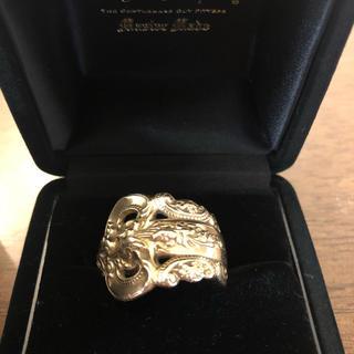 テンダーロイン(TENDERLOIN)のオールドジョー リング ゴールド oldjoe (リング(指輪))