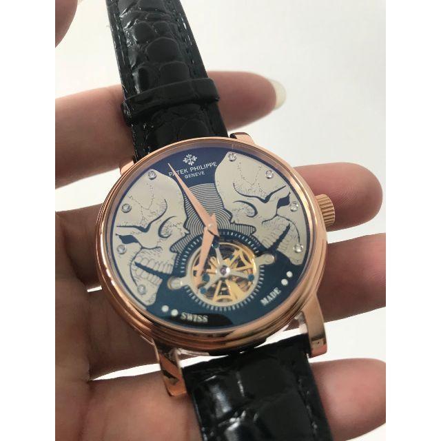 リシャール・ミル時計スーパーコピー商品 / PATEK PHILIPPE パテックフィリップ 男性用腕時計pzの通販 by ジロウ7845's shop|ラクマ