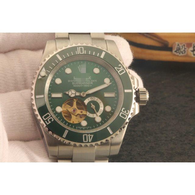 ゼニスコピー激安通販 、 極品RO--X 高品質 腕時計 自動巻 メンズpzの通販 by あなたは私の目です's shop|ラクマ
