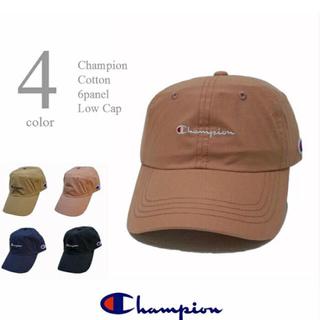 チャンピオン(Champion)のChampion ベージュ 帽子 キャップ(キャップ)