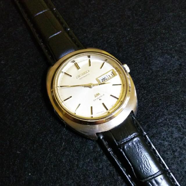 レプリカ 時計 販売優良店 - SEIKO - セイコー SEIKO ロードマチック アンティークウォッチの通販 by カミナリ|セイコーならラクマ