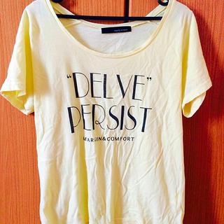 ミスティウーマン(mysty woman)のロゴTシャツ(Tシャツ(半袖/袖なし))