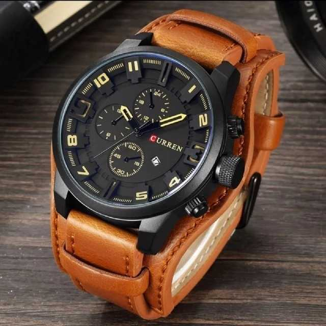 スーパーコピーn級品時計 / 【海外限定】Carren8310brown  アンティークブラウン 腕時計 の通販 by レビサウンド's shop|ラクマ