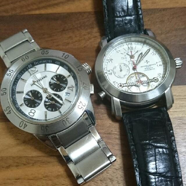 パテックフィリップコピー原産国 - メンズ腕時計 セットでお安くの通販 by コウジ's shop|ラクマ