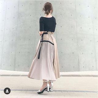 ドゥロワー(Drawer)のエレンディークのプリーツスカート(ロングスカート)