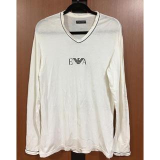 エンポリオアルマーニ(Emporio Armani)の正規品EMPORIO ARMANI 半袖 Tシャツ (Tシャツ/カットソー(七分/長袖))