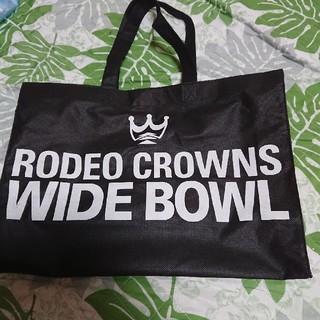 ロデオクラウンズワイドボウル(RODEO CROWNS WIDE BOWL)のロデオクラウンショップ(ショップ袋)