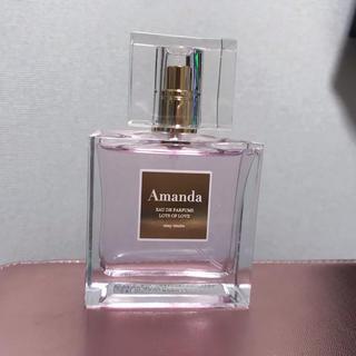 エイミーイストワール(eimy istoire)のeimy istoire 香水 amanda(香水(女性用))
