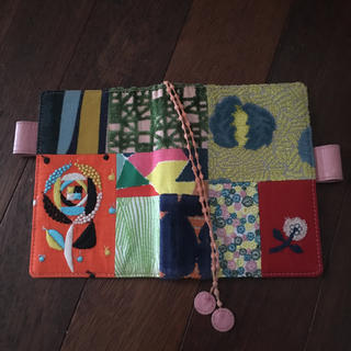 ミナペルホネン(mina perhonen)のほぼ日手帳 カバー minaコラボ(ブックカバー)