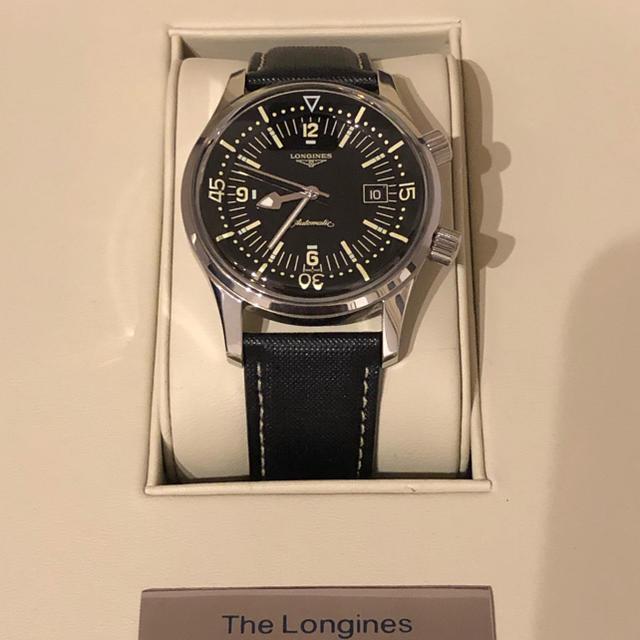 偽物ブランド 大好評 - LONGINES - 腕時計 ロンジン レジェンドダイバーの通販 by ウルフ's shop|ロンジンならラクマ