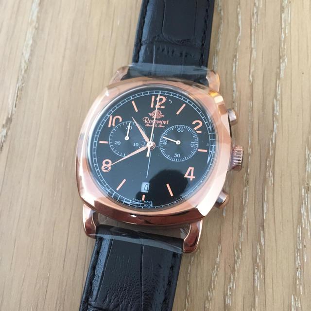ハリーウィンストンプルミエール 格安腕時計 / ☆未使用新品☆ Rosemont ロゼモン 腕時計 ピンクゴールドの通販 by H.OGAWA's shop|ラクマ