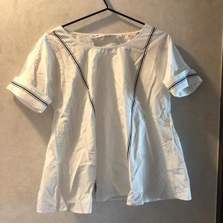 ルメール(LEMAIRE)のユニクロ ルメール ブラウス(シャツ/ブラウス(半袖/袖なし))