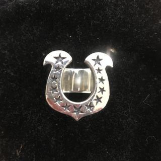 テンダーロイン(TENDERLOIN)のテンダーロイン  ホースシューリング 12号(リング(指輪))