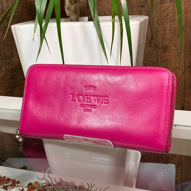 カルティエ 時計 偽物 - LOEWE - LOEWE 長財布 ピンク ロエベの通販 by L-CLASS's shop|ロエベならラクマ