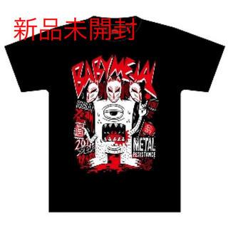 ベビーメタル(BABYMETAL)の【新品未開封】BABYMETAL Tシャツ(アイドルグッズ)