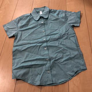 アメリカンアパレル(American Apparel)のアメリカン アパレル 半袖シャツ  美品(シャツ/ブラウス(半袖/袖なし))
