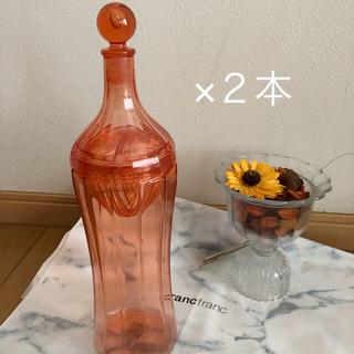 フランフラン(Francfranc)のFrancfrancティーボトル 2本 新品(容器)