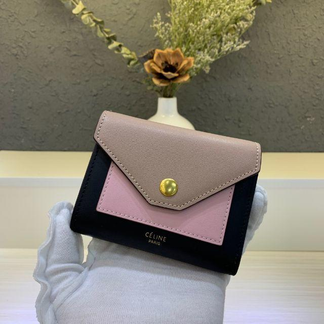 celine - セリーヌ 折り財布の通販 by aomi's shop|セリーヌならラクマ