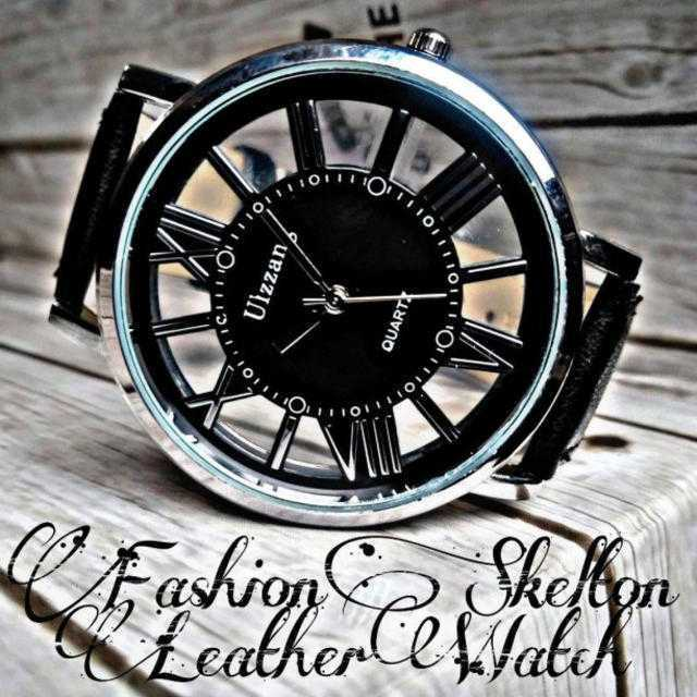ハリーウィンストンアヴェニュー 店頭販売 | 【海外限定】Ulzzang ウルザングメンズ レディース 腕時計 ブラックの通販 by レオさくら's shop|ラクマ