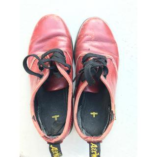 ドクターマーチン(Dr.Martens)のマーチン◎UK3サイズ(22㎝〜22.5㎝)(ローファー/革靴)