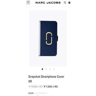 マークジェイコブス(MARC JACOBS)の19,Snapshot Smartphone Cover XR(iPhoneケース)