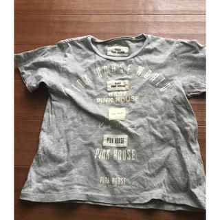ピンクハウス(PINK HOUSE)のキッズ用 シャツ(Tシャツ/カットソー)