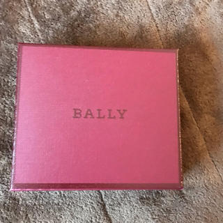 バリー(Bally)のBALLY 名刺入れ 空箱(ショップ袋)