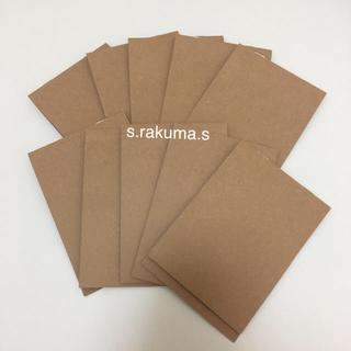 ムジルシリョウヒン(MUJI (無印良品))の新品未使用 10冊 フォトアルバム フォトブック(アルバム)