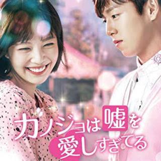 カノジョは嘘を愛し過ぎてる 韓国版 dvd 日本語字幕(TVドラマ)