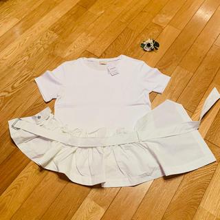 バーニーズニューヨーク(BARNEYS NEW YORK)のBARNEYS NEWYORKおしゃれTシャツ☘️(Tシャツ(半袖/袖なし))