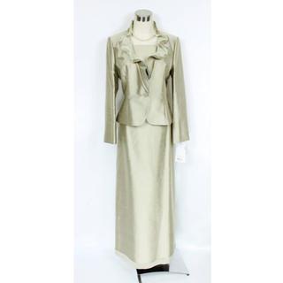 ラピーヌ(LAPINE)の新品 絹 14万 ラピーヌ 13号 留袖  スーツ 正礼装 結婚式 親族(スーツ)
