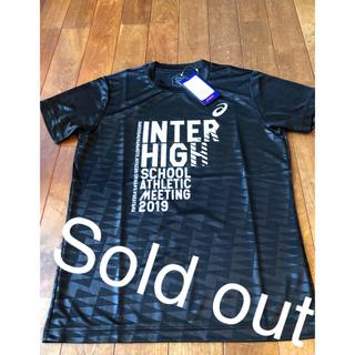 アシックス(asics)の2019南九州インターハイ 記念Tシャツ asics 高校総体 国体バレーボール(バレーボール)