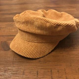 マウジー(moussy)のマウジー キャスケット 帽子 ♡(キャスケット)