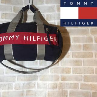 TOMMY HILFIGER - 【90s】TOMMY HILFIGER トミーヒルフィガー ボストンバッグ