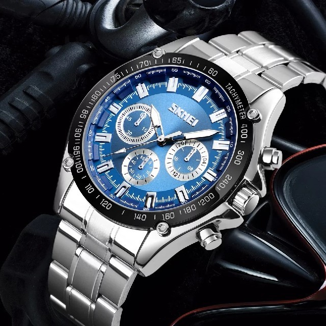 ウブロ偽物 優良店 、 SKMEI メンズ 30m防水 腕時計の通販 by Amami's shop|ラクマ