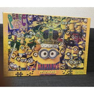 ミニオン(ミニオン)のミニオンズ 1000ピースパズル(その他)