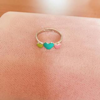 2号 ハート ピンキーリング(リング(指輪))
