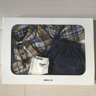 コムサイズム(COMME CA ISM)のコムサ ベビー服セット(その他)