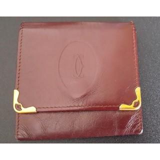 カルティエ(Cartier)のカルティエ 財布 コインパース ジャンク品(コインケース/小銭入れ)