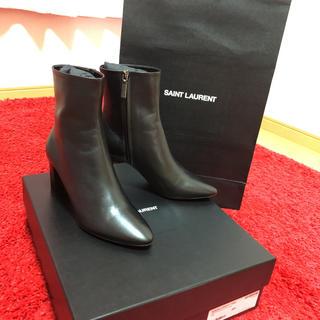 サンローラン(Saint Laurent)のSaint Laurent サンローラン新品ルルブーツ(ブーツ)