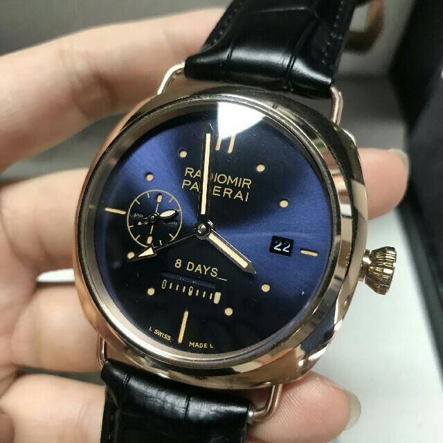ヴァシュロン・コンスタンタン時計コピー7750搭載 、 PANERAI - PANERAI パネライタイプ 腕時計の通販 by df4654ex 's shop|パネライならラクマ