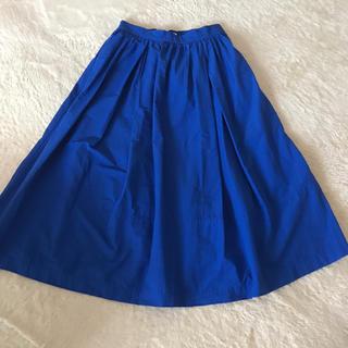 フレイアイディー(FRAY I.D)のフレイアイディー フレア スカート 1(ロングスカート)