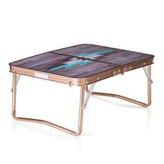コールマン(Coleman)のコールマン(Coleman) テーブル IL ミニテーブルプラス モザイクウッド(テーブル/チェア)