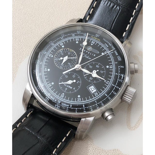 フランクミュラースーパーコピー時計激安 - ZEPPELIN - T132 極美品★ ツェッペリン 100周年記念 腕時計 クロノグラフの通販 by Only悠's shop|ツェッペリンならラクマ