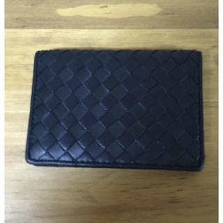 シビラ(Sybilla)の専用 シビラ パスケース カードケース 黒(名刺入れ/定期入れ)