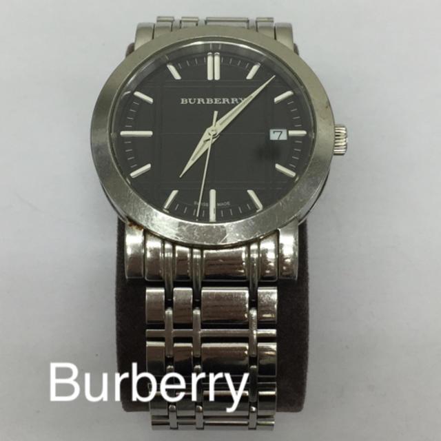 シャネルJ12 コピー優良店 | BURBERRY - 鑑定済み 正規品 Burberry バーバリー 腕時計の通販 by 富's shop|バーバリーならラクマ