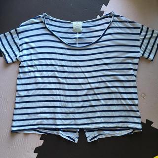 ジェラートピケ(gelato pique)のジェラートピケ ボーダーTシャツ(Tシャツ(半袖/袖なし))