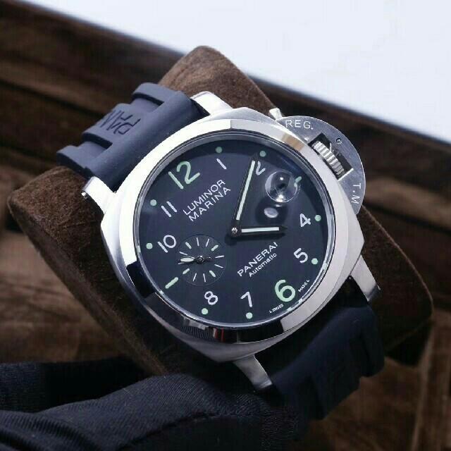 ティファニー時計スーパーコピー激安優良店 / PANERAI - パネライ PANERAI 自動巻き メンズ腕時計の通販 by nnoobin's shop|パネライならラクマ
