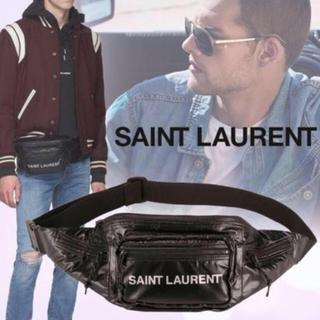 サンローラン(Saint Laurent)のsaint laurent 新ライン ボディバッグ(ボディーバッグ)